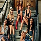 """Higher"" by The Saturdays"