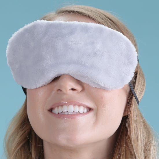 DIY Weighted Sleep Mask