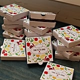 Pizza Box Favors