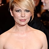 Michelle Williams With a Pixie Cut
