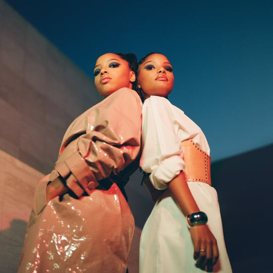 Chloe and Halle Bailey Talk About Grown-ish and New Album