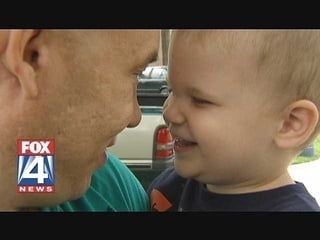 Toddler Helps Save Dad After Seizure