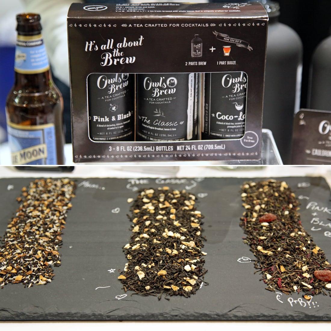 Best Cocktail Mixer (Runner-Up): Owl's Brew Pink & Black