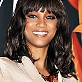 Tyra Banks Opts For the Cheaper Choice