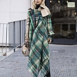 Winter Outfit Idea: Plaid on Plaid