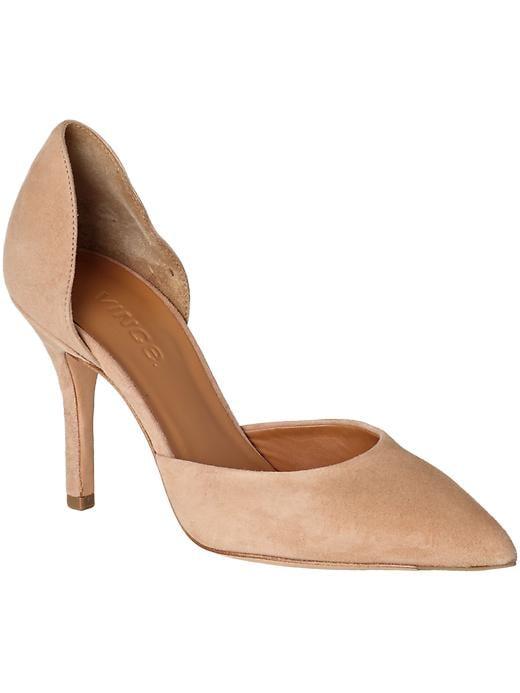 Vince Celeste nude heels ($265, originally $350)