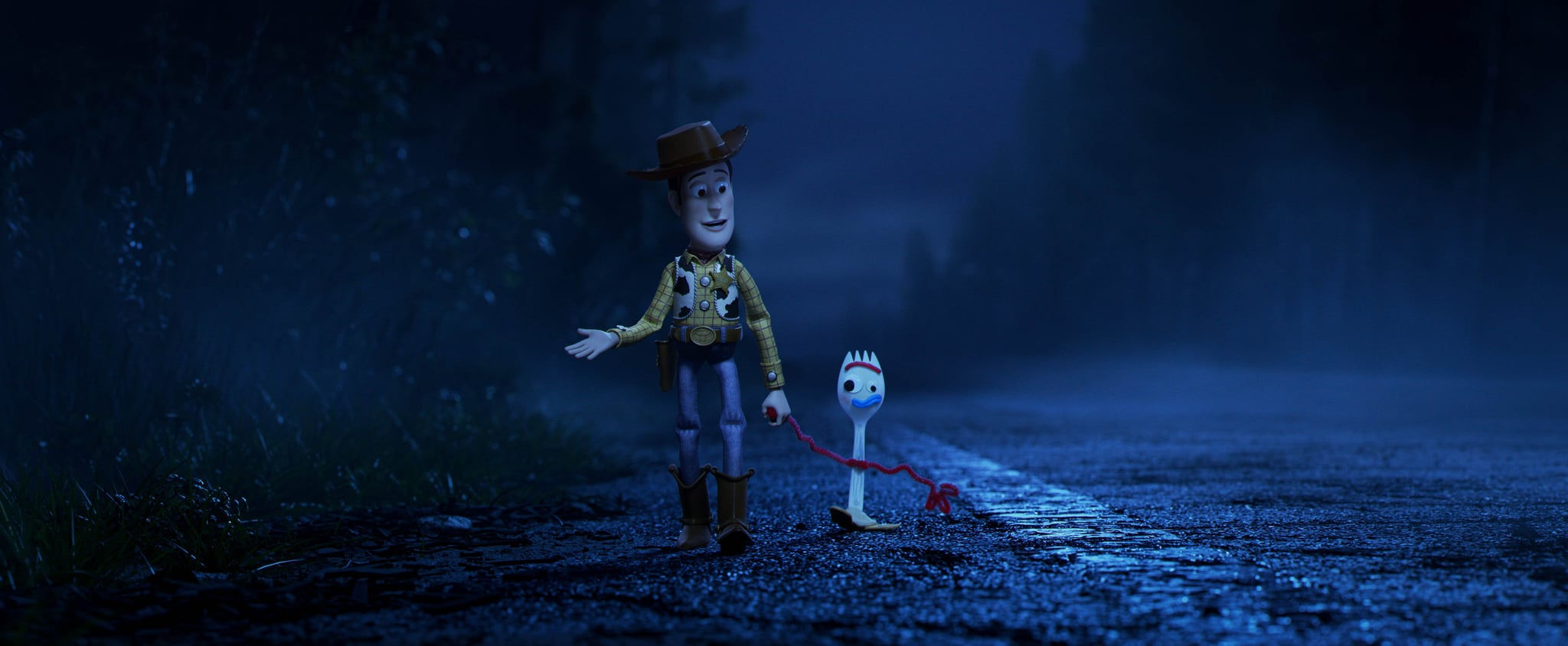 Woody Explaining What Toys Mean in Toy Story 4 Trailer Video