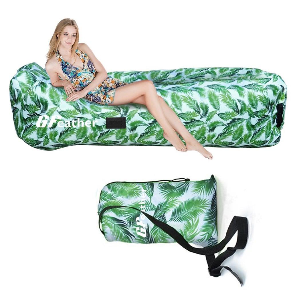 Inflatable Lounge Chair on Amazon