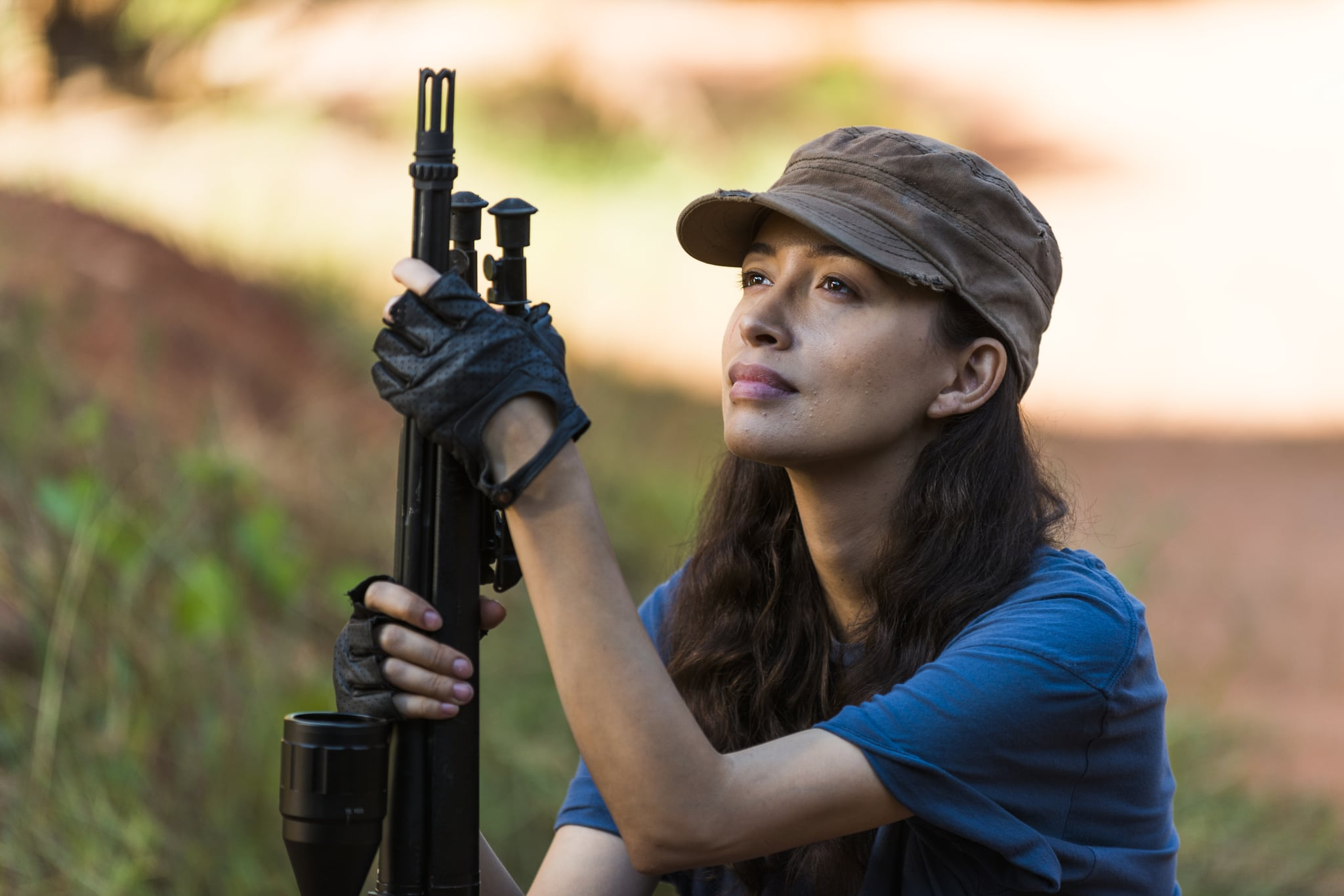 What Happens To Rosita In The Walking Dead Comics