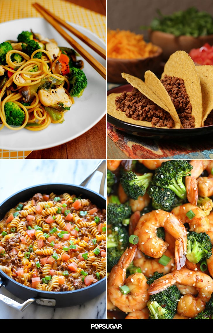 Easy Dinners Your Kids Can Help You Make