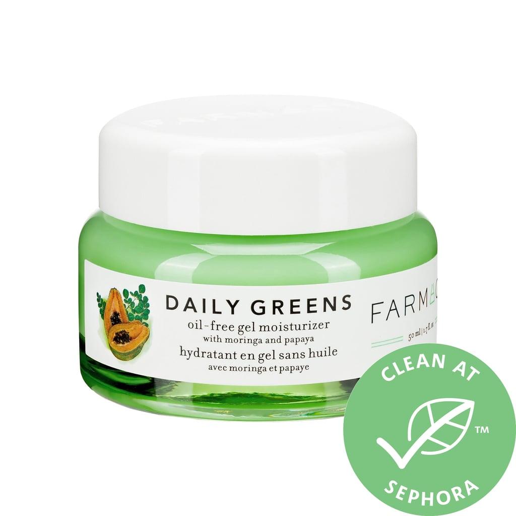 Farmacy Daily Greens Oil-Free Gel Moisturizer With Moringa and Papaya