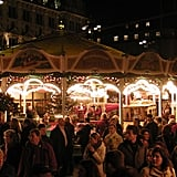 Go to a Winter Holiday Street Festival