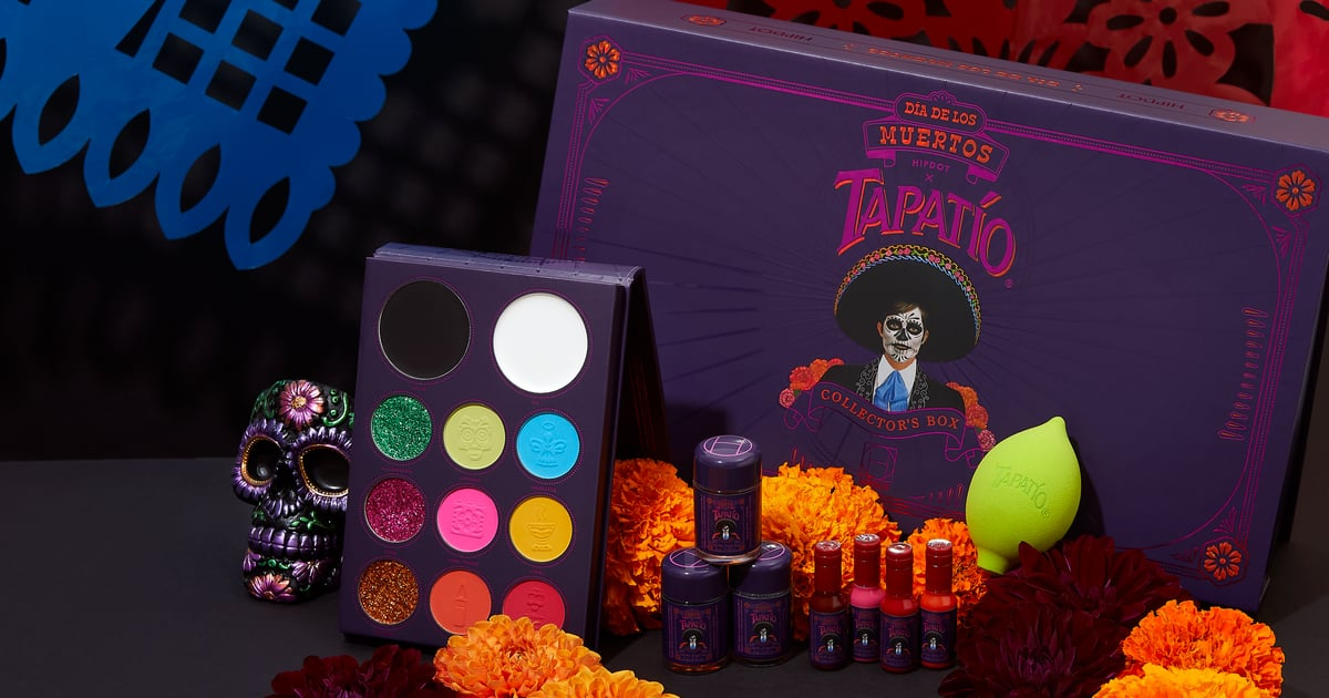 Tapatío's Día De Los Muertos Makeup Collection Includes a Lime-Shaped Sponge.jpg