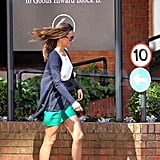 Pippa Middleton Picks Up Starbucks on Her Way to One of Her Many Jobs!