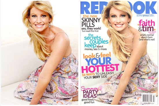 Speak Up: Photoshopped Faith Hill