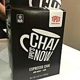 Tipu's Espresso Chai