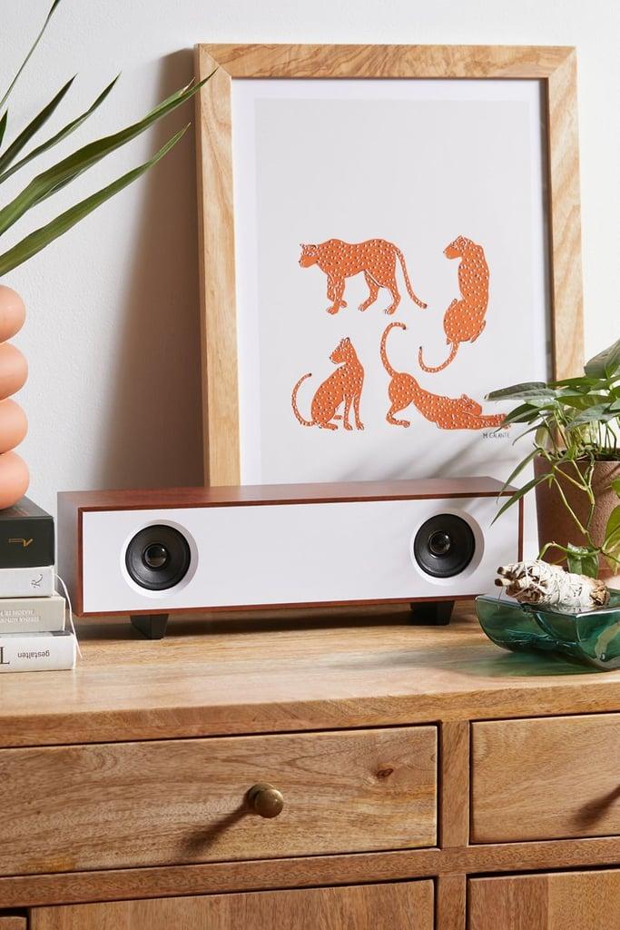 For the Music-Lover: Art+Sound Avant Soundbar Speaker