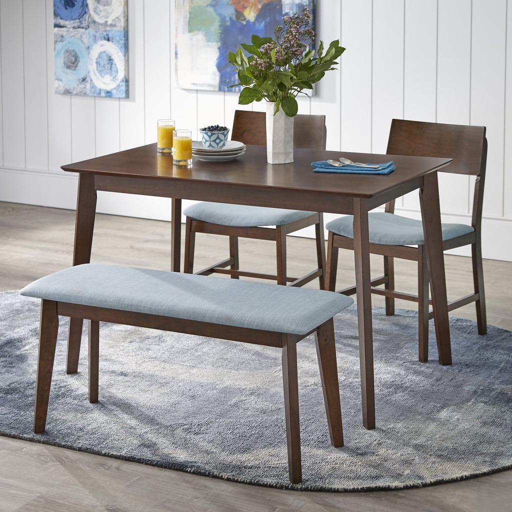 Rooms To Go Dining Sets: TMS Tiara 4 Piece Dining Set