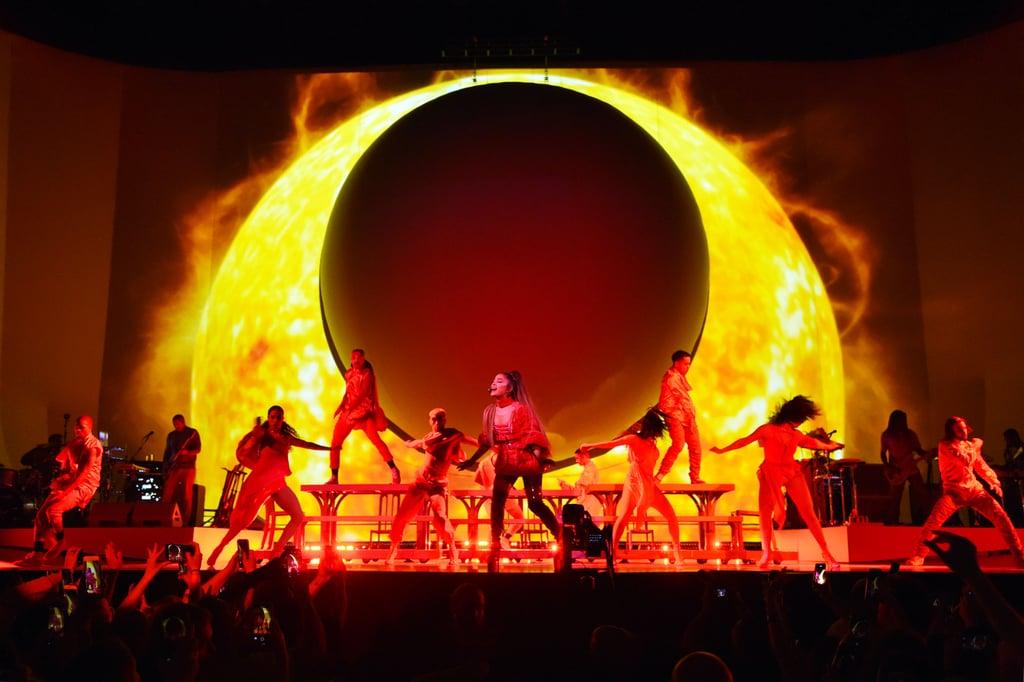 Ariana Grande Sweetener World Tour Pictures Popsugar Celebrity Australia Photo 2
