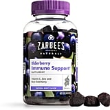 Zarbee's Elderberry Gummy Immune Support