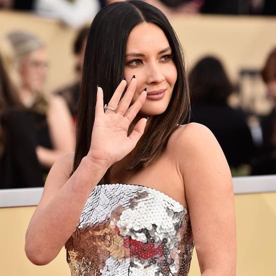 Olivia Munn at the 2018 SAG Awards