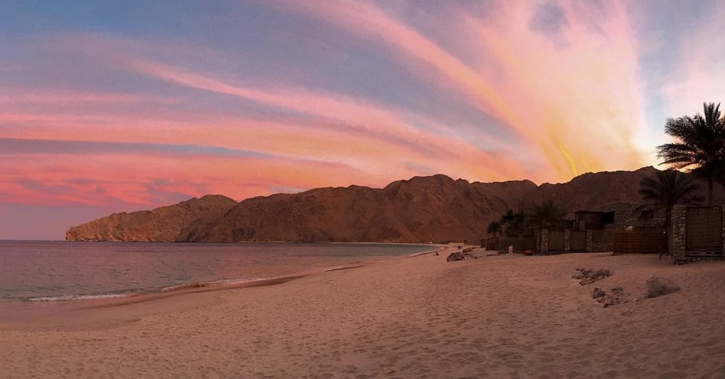 Reasons to Travel to Oman