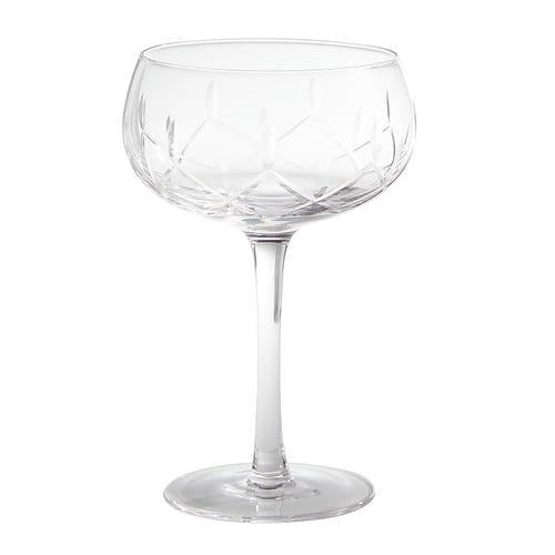 Asbury Champagne Coupe Glass