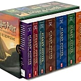 Harry Potter Paperback Box Set ($44)