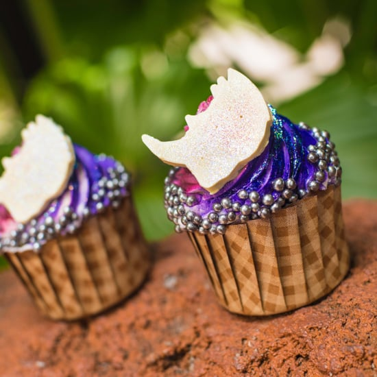 Disney World Iridescent Rhino Cupcake