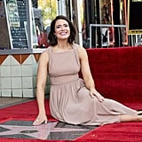 Celebrating Her Star on the Hollywood Walk of Fame