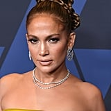 Jennifer Lopez at the Governors Awards Gala 2019