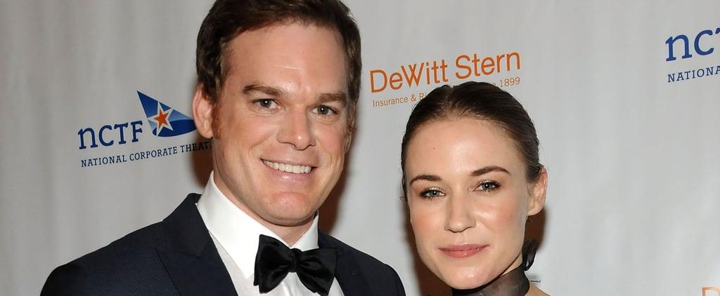 Michael C. Hall Marries Morgan Macgregor