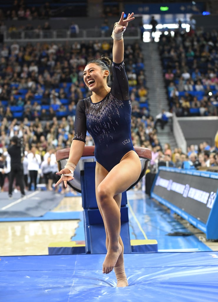 Kyla Ross Perfect Routines 2019 Popsugar Fitness