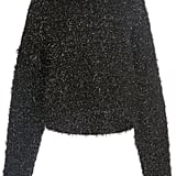 Isabel Marant Ben Furry Lurex Sweater