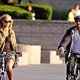 Leonardo DiCaprio and Erin Heatherton spent time together.