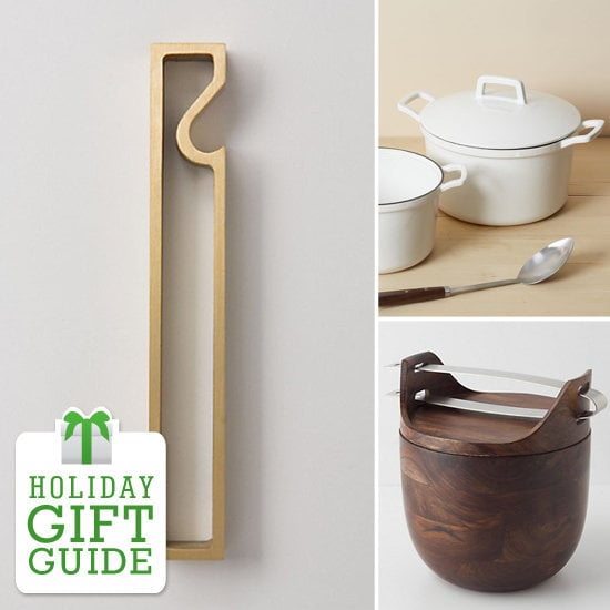 From everyday kitchen-users to the entertainment-minded, Yum has rounded up their favorite cooking and bar gear that's sure to satisfy the urban minimalist in your life.