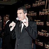 Antonio Banderas in San Francisco.