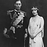 George VI and Queen Elizabeth