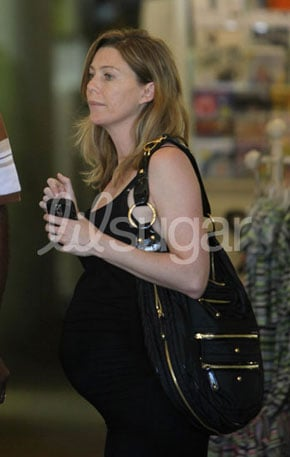 Photos of Ellen Pompeo Pregnant