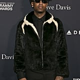 21 Savage at Clive Davis's 2020 Pre-Grammy Gala in LA
