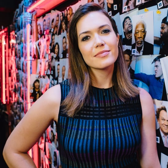 Mandy Moore Talking About Justin Timberlake Late Late Show