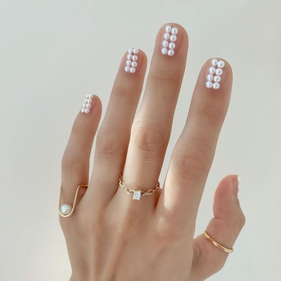 Pearl Nail Art Ideas