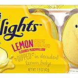 Peeps Delights Lemon Flavored Marshmallow Dipped in Decadent Lemon Fudge (~$2)
