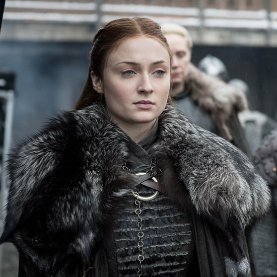 Sophie Turner's Reaction to Sansa on Game of Thrones Finale