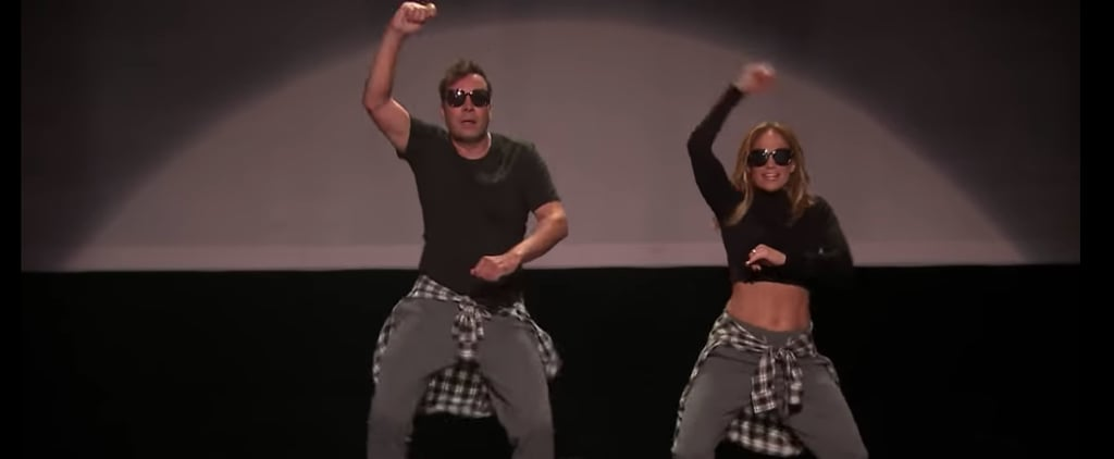 Jennifer Lopez and Jimmy Fallon's History of Dancing Video