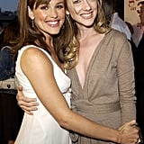 Judy Greer Cries When Talking About Jennifer Garner