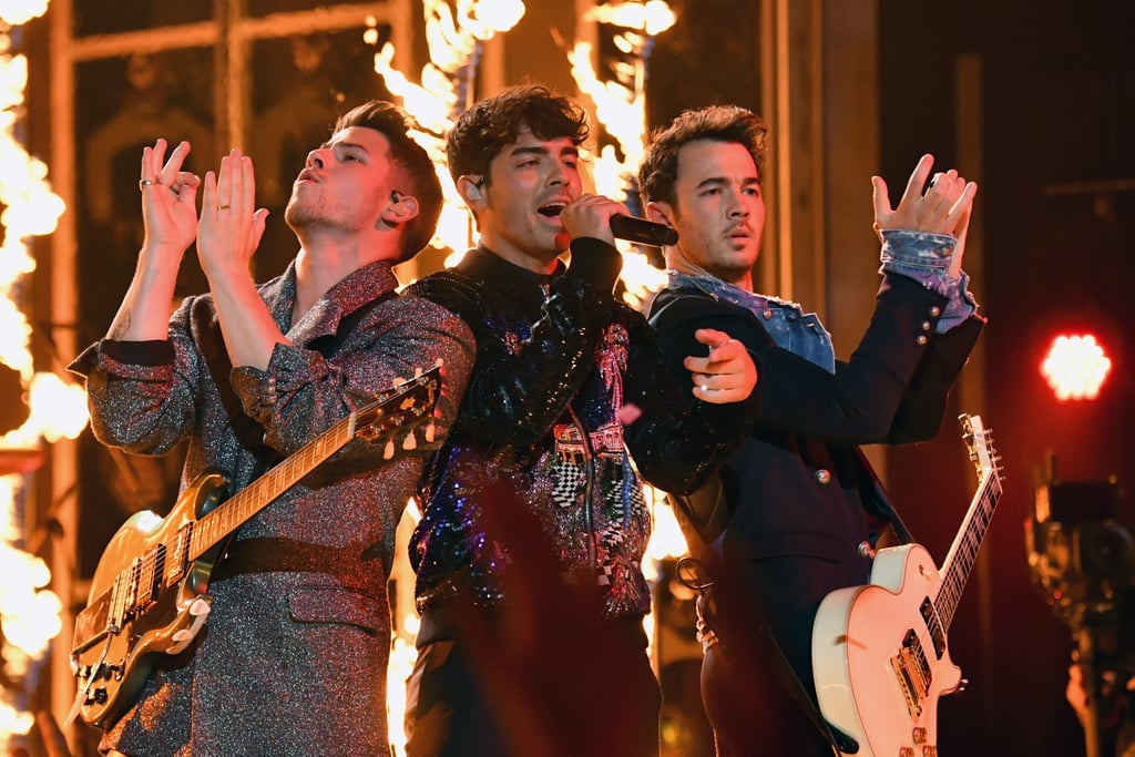 Image result for jonas brothers billboard 2019