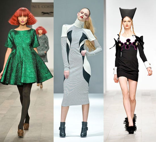 Photos from Day One of London Fashion Week Autumn Winter 2011