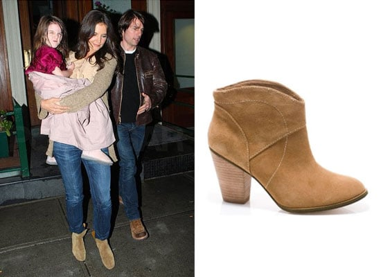 Winter Must Have Shopping Gallery Pull Up Ankle Boots Isabel Marant, Chloe, Witchery, Wittner