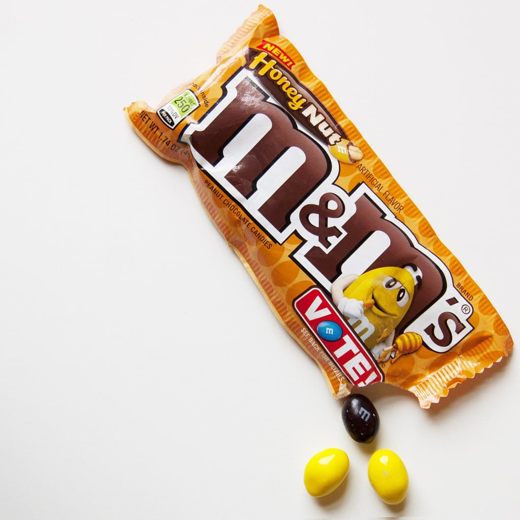 Honey Nut M&M's